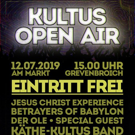 Kultus open air 1