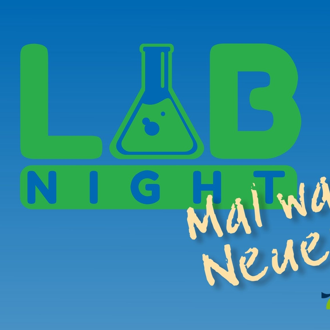 lab night flyer final vorne (c) Christian Stelljes